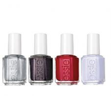 Essie Nail Polish - Virgin Snow Winter Collection 2015 - 4 x 12.5ml